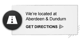 We're located at Aberdeen & Dundurn GET DIRECTIONS